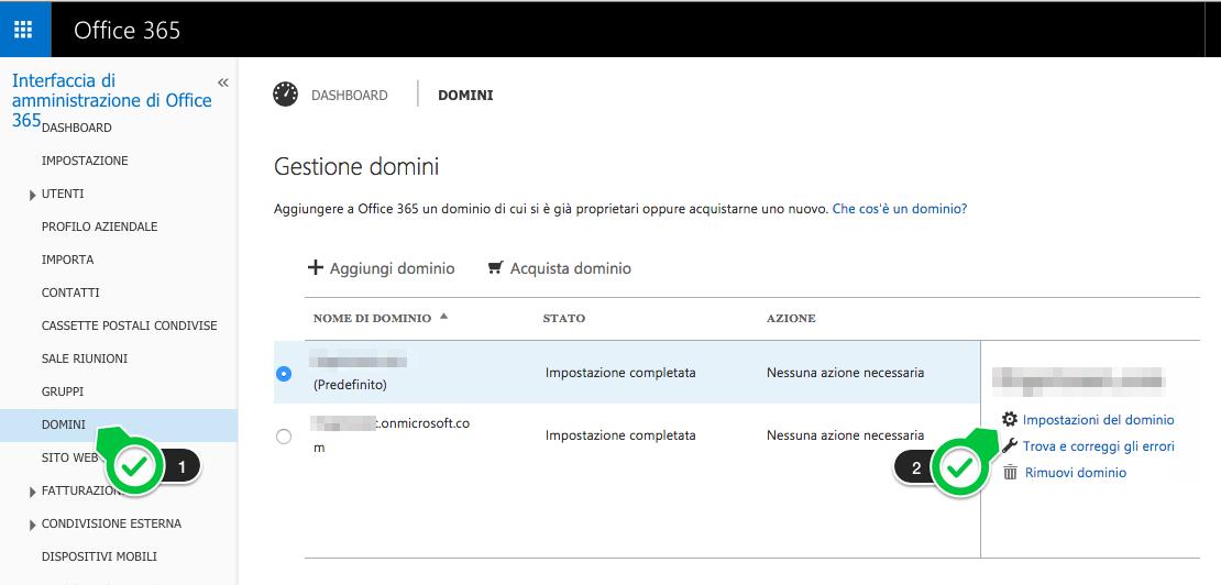 How to configure esva for office365 libra esva docs - Office 365 server settings outlook ...